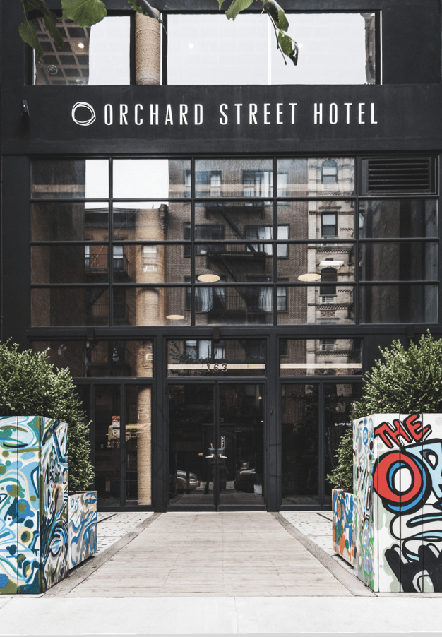 Orchard Street Hotel